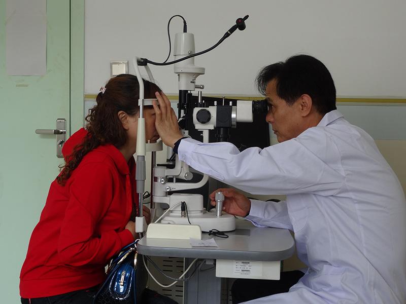 我院相关人员赴陕西省西乡县中医院进行帮扶交流工作